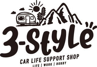 3-Style CAR LIFE SUPPORT SHOP LIFE | WORK | HOBBY